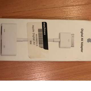 Apple Digital AV Adapter (Dock Connector)