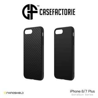 RhinoShield SolidSuit Case for iPhone 8/7 Plus