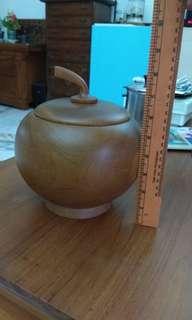 Wooden Bowl-Jati