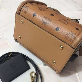 <LAST OFFER>Authentic MCM speedy bag