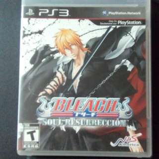 Ps3 Bleach