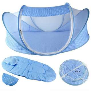 foldable & portable baby mosquitoes net