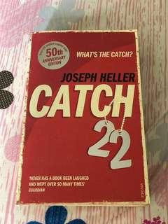 Catch 22 by Joseph Heller