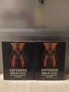 Superman Man of Steel Perfume