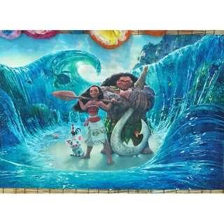 Moana Poster / Backdrop / Scene Setter / Wallpaper