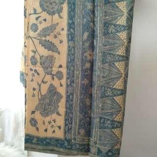 Bahan kain Sutra Asli (100% Silk)