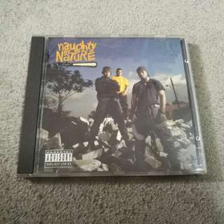 NAUGHTY BY NATURE 'S/t' CD