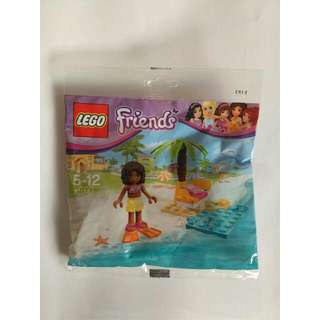 Lego Polybag Friends 30114