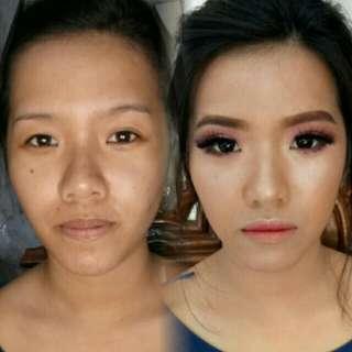 Make up prewedding