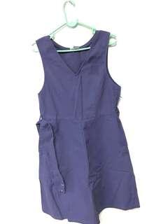 Professor School Uniform for Primary - Pinafore - 5 pcs