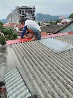 Tukang reper bumbung Wan Suhairy Hp:011-2754-4324