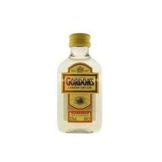 Gordon's London Dry Gin (Minibottle)