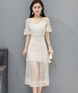 (S - 2XL) Dress