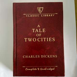 The Tale of Two Cities (Hard Cover)