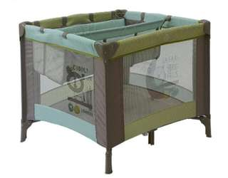 Square Playpen by Sweet Cherry