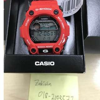 RESTOCK 2nd BATCH!! G-shock G7900A-4 or G-7900A-4 NEW IN BOX