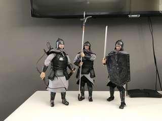 1/6 303 Han Soldiers (Three Kingdom)