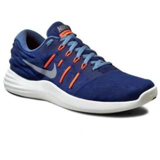 Nike Lunarstelos Running Shoes for Men Blue *SIZE LIMITED*