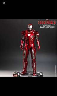 Hot Toys Silver Centurion