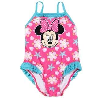 BNWT Minnie Swimsuit (3 - 4 Years)