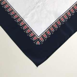 Singapore Airlines batik scarf
