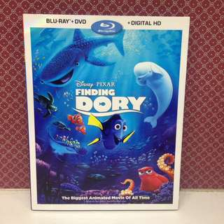 Finding Dory Bluray