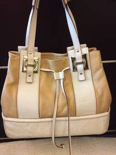 Kate Spade Beige Shoulder Bag