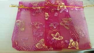 禮物小袋(9.5cm x12.5cm)現貨3個