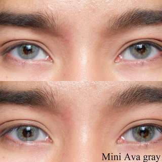 Softlens Mini Ava gray