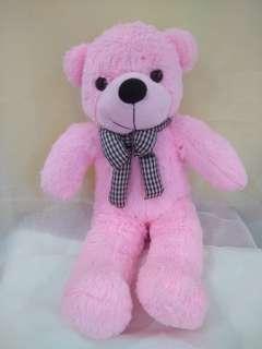 80cm Pink Teddy Bear ( instock )