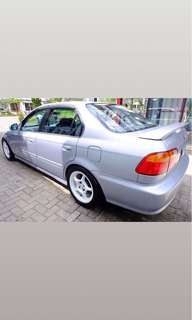 Civic ferio manual tahun 2000