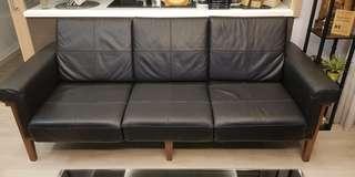 Custom made 3 seater sofa