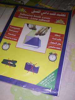 Adhesive Cover