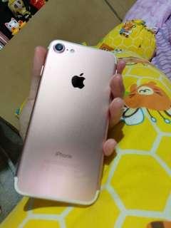 Iphone7 256gb rosegold
