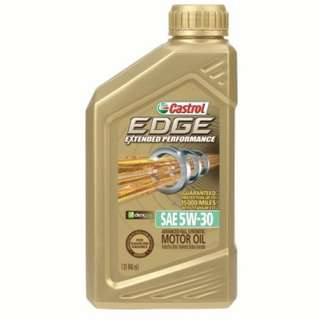 Promo Castrol Edge Extended Performance 5w-30