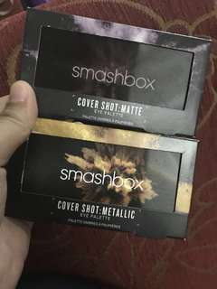 Authentic Smashbox Cover Shot Eyeshadow Palette #letgo4raya