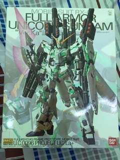 高達模型 Full Armor Unicorn Gundam Ver. KA