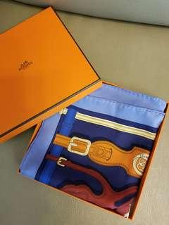 Hermes 絲巾70cm