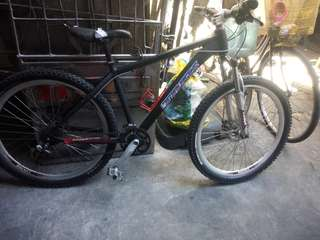 mtb 26ers size 16 w. alivio g.s 8spd mechanical d.b