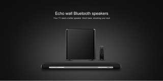 Joyroom M300 soundbar w/subwoofer