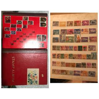 50s - 90s stamp collection