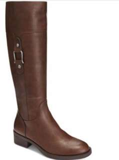 Macy's Style&Co Astaire Riding Boots