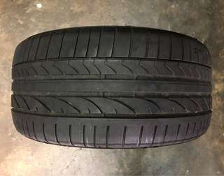 255/40R17 Used Tyre