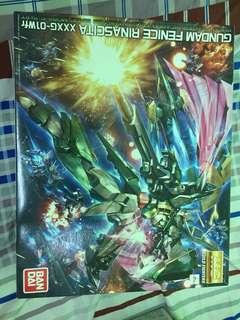 高達模型 Gundam Fenice Rinascita