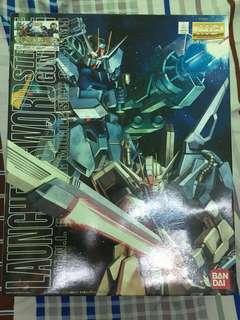 高達模型 Launcher/Sword Strike Gundam