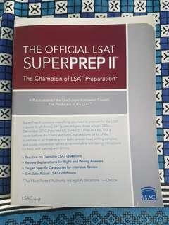 LSAT Superprep 1 and 2