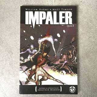 Impaler by William Harms,  Matt Timson