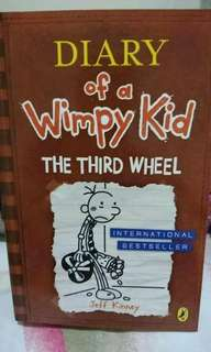 Wimpy kids import