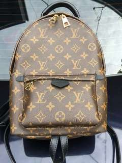 Palm springs size mm authentic louis vuitton
