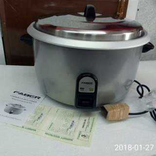 RICE COOKER - 8 LITRES (35 PERSONS)